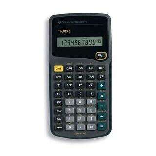 Texas Instruments 30Xa/Tbl/1L1/H Scientific Calculator