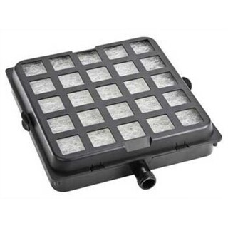 "Pondmaster 02205 Dual Mechanical & Biological Filter Box, 9"" x 9"""