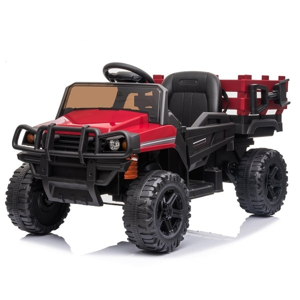 OFF-Road Vehicle Electric Kids Ride On Car 12v with Remote Control. Opens flyout.