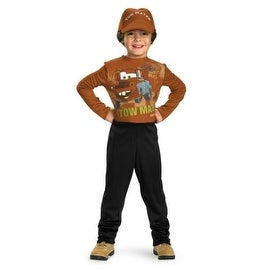 Tow Mater Kid's Costume, Large