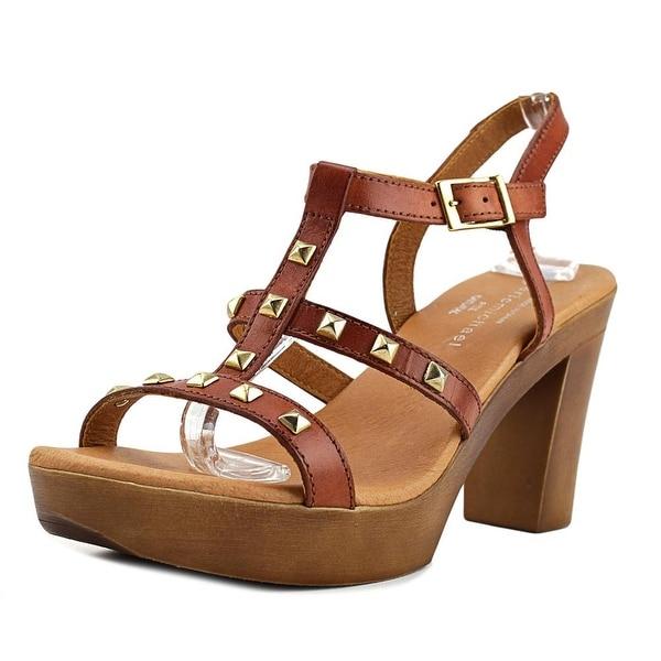 Eric Michael Ella Women Brown Sandals