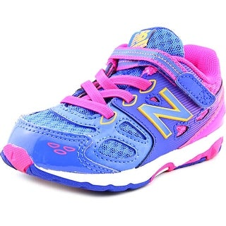 New Balance KA680 Youth Round Toe Synthetic Sneakers