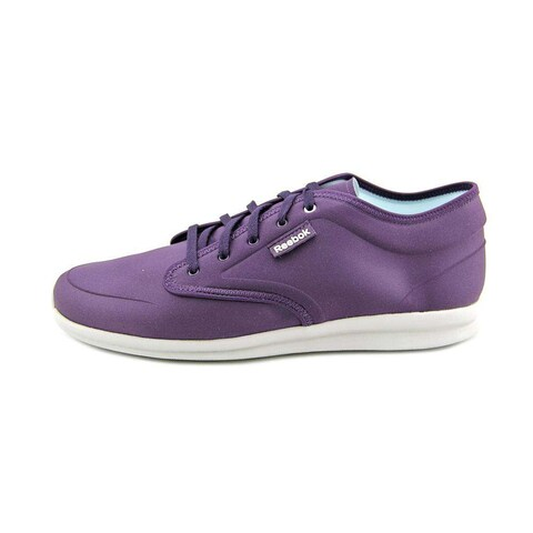 Reebok Womens Skyscape Fabric Low Top Lace Up Tennis Shoes