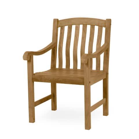 Cambridge Casual Sherwood Teak Outdoor Dining Chair