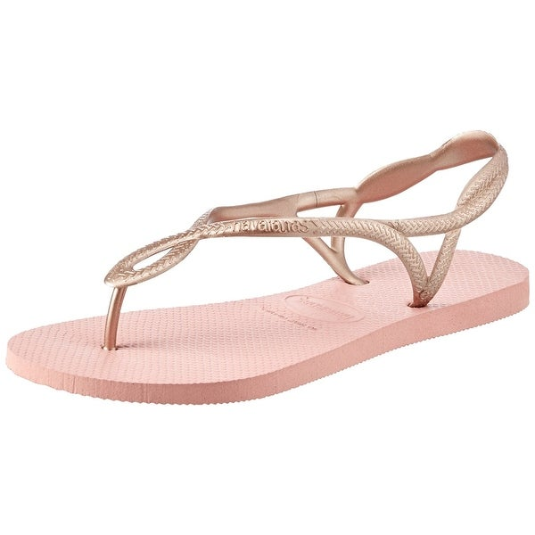 8a777ae7292 Shop Havaianas Women s Luna Sandal - Free Shipping On Orders Over ...