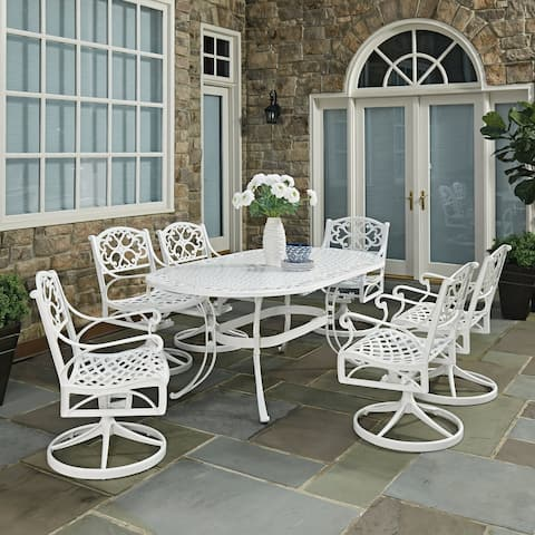 Sanibel 7 Piece Outdoor Dining Set by homestyles