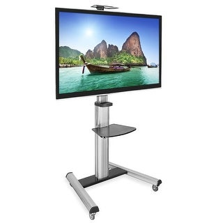 Mount-It! Mobile TV Stand for Flat Screen Televisions