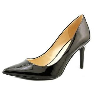 BCBGeneration Levonne Women Pointed Toe Synthetic Black Heels