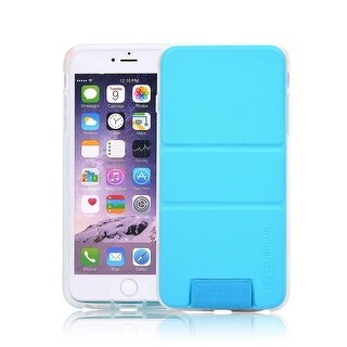 IPhone6 Mirror Back Cover Mobile Phone Case Folding Bracket Mirror IPhone Protective Case