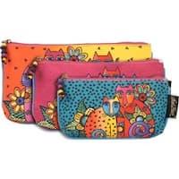 Feline Clan - Cosmetic Bags 3/Pkg