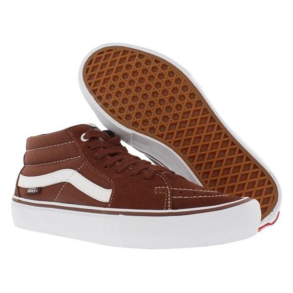Vans Sk8-Mid Pro cappu Skate Men's Shoes Size - 7 d(m) us