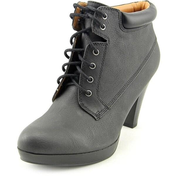 American Living Garnet Women Blk/Blk Boots
