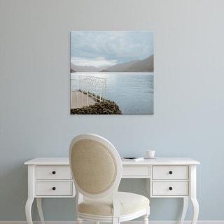 Easy Art Prints Alan Blaustein's 'Lake Vista #15' Premium Canvas Art