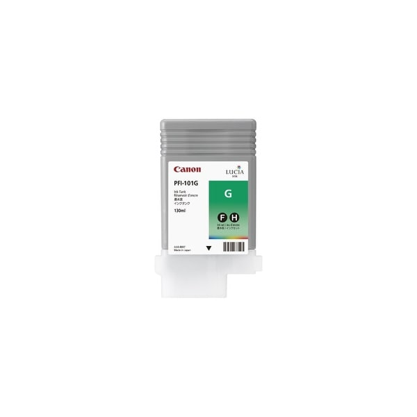 Canon PFI-101G Lucia Ink Cartridge - Green Ink Cartridge