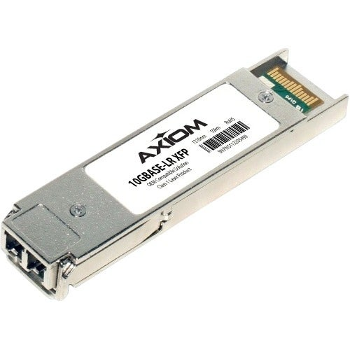 """Axion 45W2811-AX Axiom 10GBASE-LR XFP for IBM - For Data Networking - 1 x 10GBase-LR - 1.25 GB/s 10 Gigabit Ethernet10 Gbit/s"""