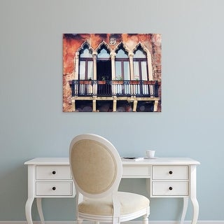 Easy Art Prints Sylvia Coomes's 'Venice Bokeh XV' Premium Canvas Art