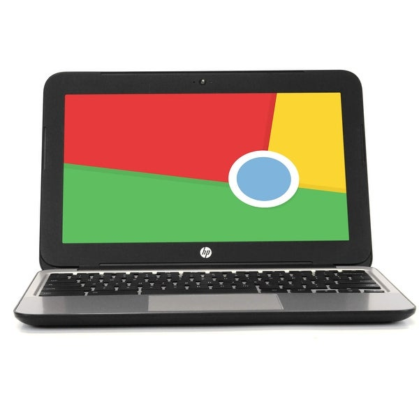 HP Chromebook 11 G4 16GB SSD Intel 2GB Chromebook B Grade. Opens flyout.