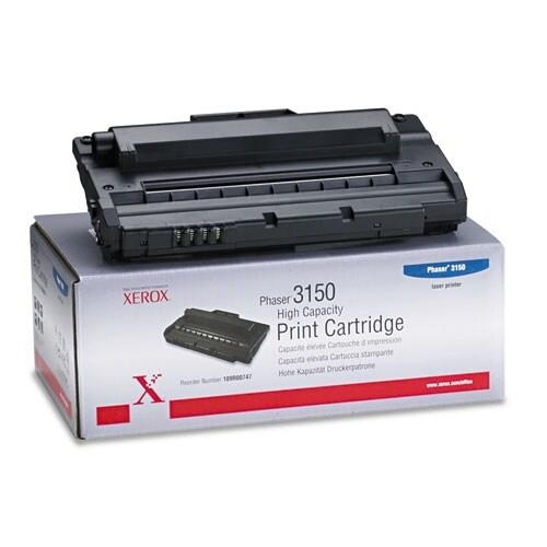 Xerox Toner Cartridge - Black 109R00747 Toner Cartridge