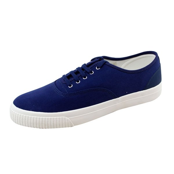 Fred Perry Men's Barson Canvas French Navy B1135 Navy