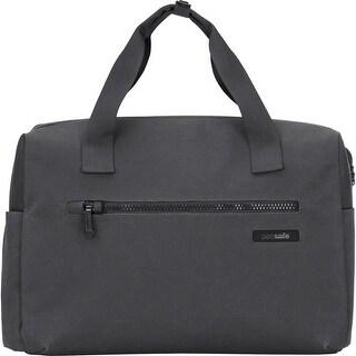 Pacsafe Intasafe Brief - Charcoal Anti-theft 15 Laptop Bag w/ Slashguard Straps