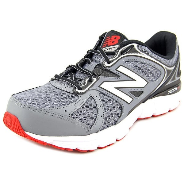 New Balance M560 Men 4E Round Toe Synthetic Gray Running Shoe