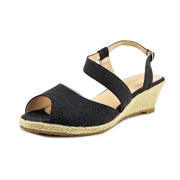 Beacon Bonita Black Sandals