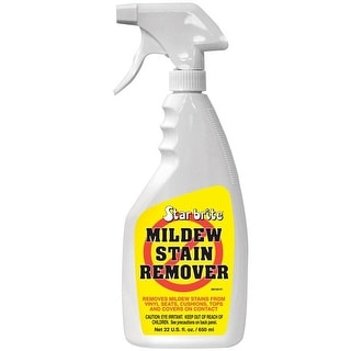 Star Brite 085616P Mold and Mildew Stain Remover, 22 Oz