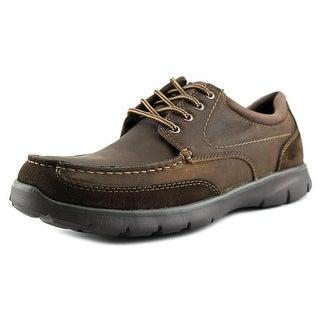 Dockers Bisbee Moc Toe Leather Oxford