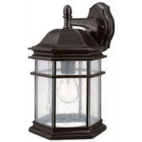 Dolan Designs 9235 1-Light Outdoor Wall Sconce from the Barlow Collection - winchester - n/a