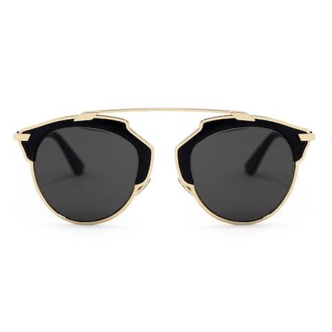 Christian Dior Round Sunglasses Soreal/l 1 P7PY1 48 - 48mm x 22mm x 140mm