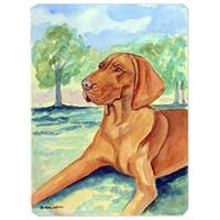 8 x 9.5 in. Vizsla Mouse Pad