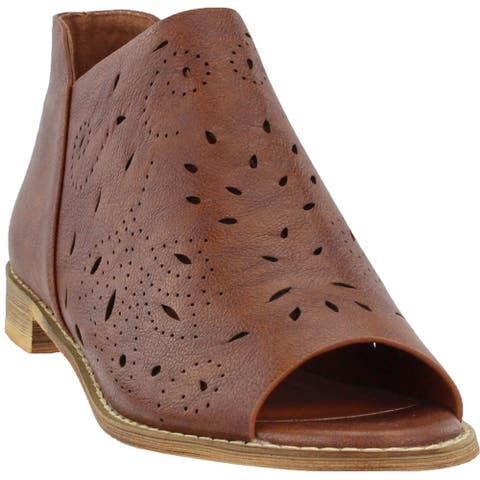 Corkys Womens Norwich Casual Flats Shoes