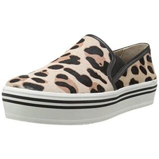 DV By Dolce Vita Womens Jinsy Flatform Fashion Loafers