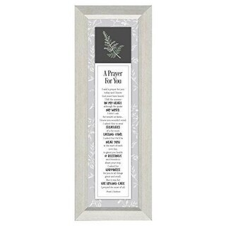 James Lawrence 188077 Wall Decor - Plaque Style Line A Prayer For You
