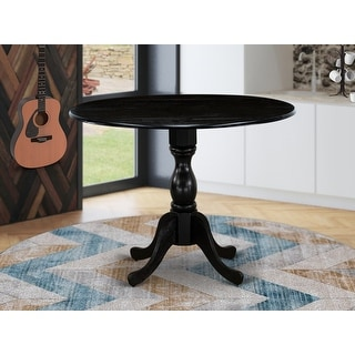 Link to Round small dining table with pesdestal base with many color option Similar Items in Dining Room & Bar Furniture
