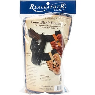 Leathercraft Kit-Point Blank Holster