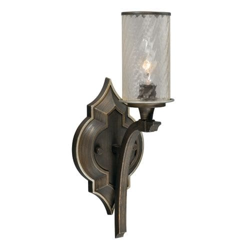 Vaxcel Lighting W0053 Simone 1 Light Wall Sconce