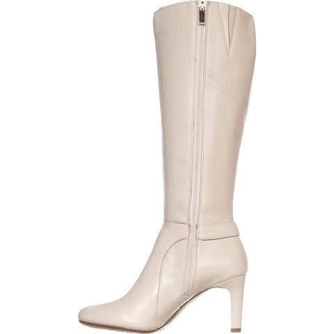 4abdf04e158 Buy White Women's Boots Online at Overstock   Our Best Women's Shoes ...