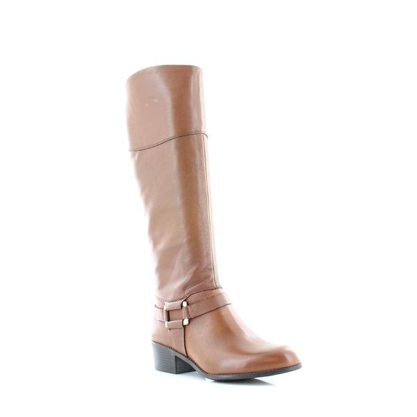 Alfani Biliee Women's Boots Cognac