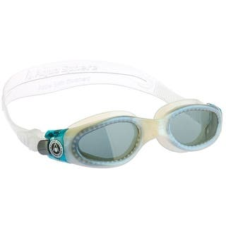 Aqua Sphere Women's Kaiman Smoke Lens Swim Goggles - Pearl/Aqua https://ak1.ostkcdn.com/images/products/is/images/direct/816e7b0b9197025c3f6c0f265dd2591e56efe53c/Aqua-Sphere-Women%27s-Kaiman-Smoke-Lens-Swim-Goggles---Pearl-Aqua.jpg?impolicy=medium
