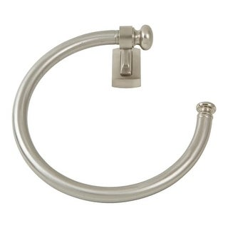 Atlas Homewares LGTR 8 Inch Wide Towel Ring from the Legacy Collection