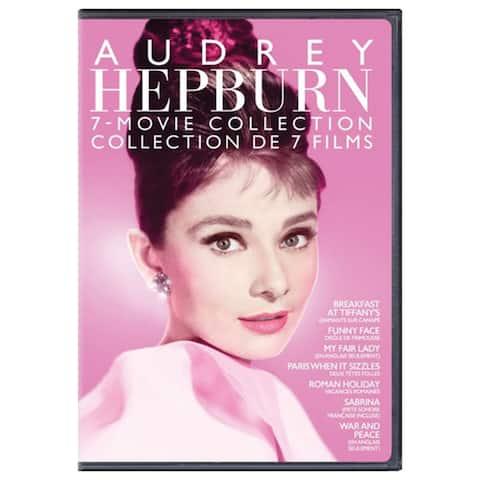Audrey Hepburn 7 Movie Collection DVD