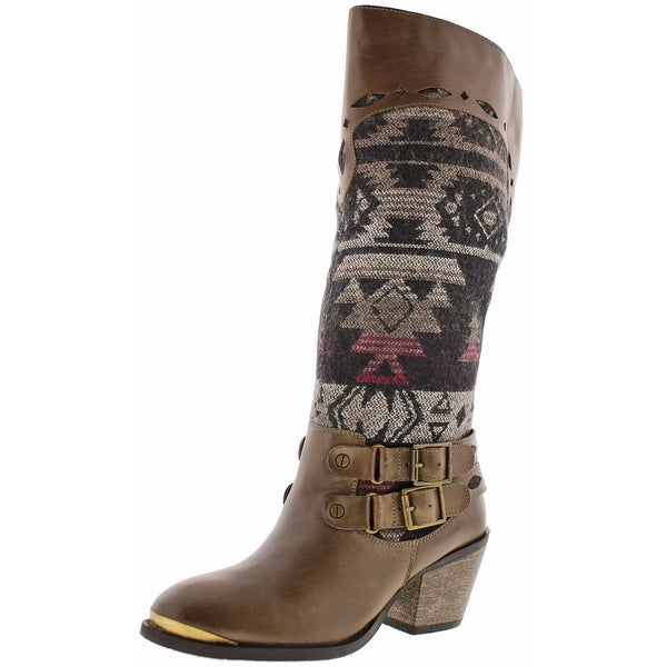 Naughty Monkey Walkabout Jane Women's Aztec Boots
