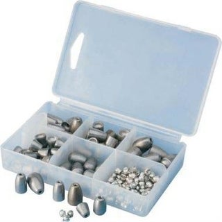 Bullet Weight Pro Assortment Assorted 215ct
