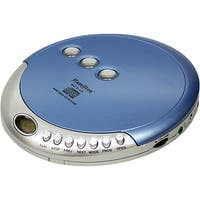 Hamilton HACX-114 Portable Compact Disc Player With 60 Second Anti-Shock Memory