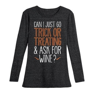 Shop Can I Just Go Trick Or Treating And Ask For Wine