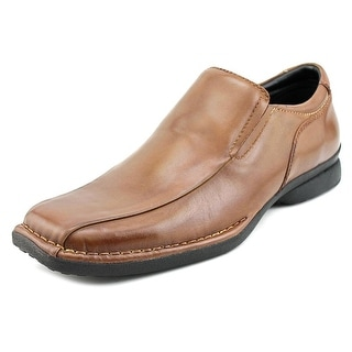 Kenneth Cole Reaction Punch it Men Square Toe Leather Oxford