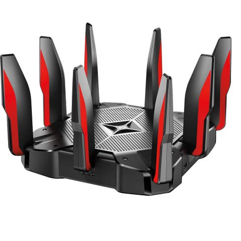 TP-Link AC5400 MU-MIMO Tri-Band Gaming Router Ethernet Wireless Router