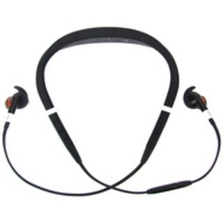 Jabra EVOLVE 75e Earset - Stereo - Wireless - Bluetooth - 98.4 ft - 20 Hz - 20 kHz - Earbud, Behind--REFURBISHED