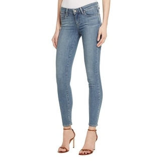 Paige Womens Ankle Jeans Stretch